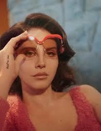 Lana Del Rey by Steven Klein for V Magazine 2 Honeymoons Oil.