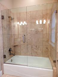 frameless bathtub doors cost