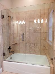 frameless bathtub doors cost