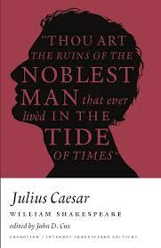 julius caesar broadview press written