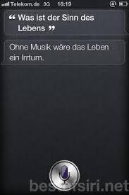 Ohne Musik Best Of Siri Deutsch Lustige Fragen Antworten
