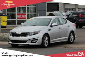 Certified Pre-Owned 2015 Kia Optima LX 4dr Car #4984611 | Gurley ...
