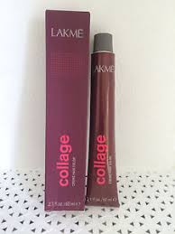 Lakme Collage Hair Color Chart Details About Lakme Collage Permanent Creme Hair Color 2 1 Oz Your Choice Mrn Bx Wh Tab