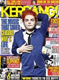 Kerrang Official Rock Chart Kerrang Analysis As Media