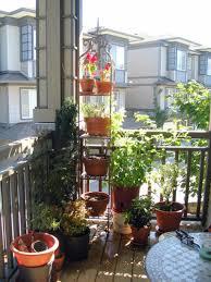 Planters, Balcony Garden Ideas Pictures, Garden: amusing balcony hanging  planter ...