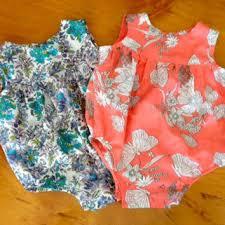 Baby Romper Pattern Free Extraordinary Shop Easy Baby Patterns On Wanelo