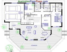 pole house plan