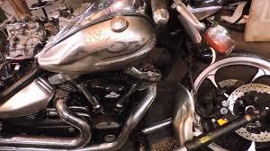 09 yamaha xv 1900 cu raider used motorcycle parts for sale youtube