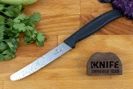 <b>Нож</b> для завтрака X50CrMoV15 <b>Black</b> TPE <b>6.7833</b> от <b>Victorinox</b>
