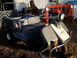 harley davidson golf cart collectors weekly