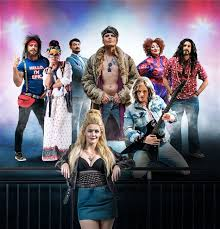 Rock Of Ages Broadway Seating Chart Rock Of Ages To Celebrate 80s Rock At Montecasino
