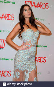 Dana Wolf attends the 2020 Adult Video News AVN Awards at The Joint inside  Hotel Hard Rock & Casino in Las Vegas, Nevada, USA, on 25 January 2020. |  usage worldwide Stock Photo - Alamy