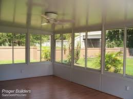 Sunroom Sanford Florida Acrylic Windows. Zoom