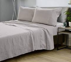 best linen sheets reviews 2021 the