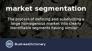 what is market segmentation definition and meaning what is market segmentation definition and meaning com