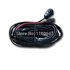 40 amp off road atv led light bar wiring harness relay & on off led light bar wiring harness with rocker switch at Light Bar Wiring Harness Bulk