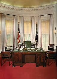 Recreating oval office White House Ovaloffice1963 Lyndon B Johnson Succeeded Kennedy And Used His Rug And Curtains Temporarily But He Did Not Use The Resolute Desk Cbs News Oval Office Interior Photos The White House Pinterest Oval