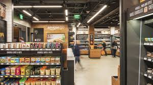 Amazon Go Store Design Stepping Into An Amazon Store Helps It Get Inside Your Head