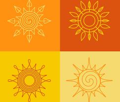 Sun Pattern Impressive Free Vectors Download Free Vector Art Free Vector Graphics