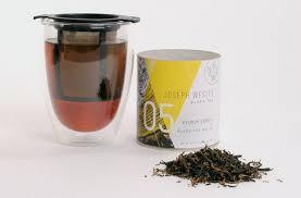 Joseph Wesley Black Tea – COOL HUNTING®