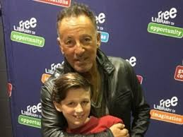 Springsteen Signs 5Th Grader's School Absence Note, But Dad Keeps ...