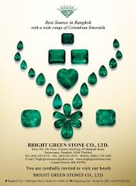 hktdc hong kong international jewellery show 2016 bright green stones co ltd