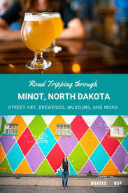 Add to wishlist add to compare. North Dakota Road Trip Adventures In Minot Wander The Map