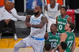 NBA Christmas Day live updates: Tracking latest stats, news, highlights for  Mavericks vs. Lakers - DraftKings Nation