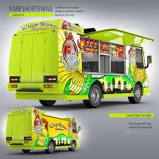 3d Food Truck Design Food Truck Mock Up Unique 3d Model Mockup