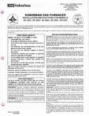 suburban sf 42q manuals manuals and user guides for suburban sf 42q we have 1 suburban sf 42q manual available for pdf installation instructions manual