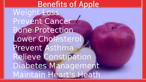 सेब के फायदे लाभ apple fruit eating benefits in  benefits of apple