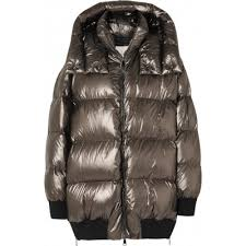 Moncler | Quilted <b>metallic shell</b> down jacket | NET-A-PORTER.COM ...