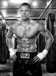 Dustin Craig Echard boxer •