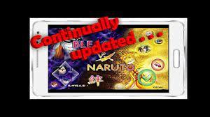 Download Game Naruto Vs Bleach Mobile Edition 100 Karakter Unduh Apk -  lasopawhole