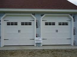 9x9 garage door