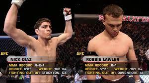 UFC 266 Free Fight: Nick Diaz vs Robbie ...