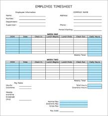 Employee Break And Lunch Schedule Template Employee Break Time