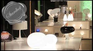 flos lighting soho. pictured above is the flos table lamp collection, her at showroom in soho new york. mini glo-ball t and regular by lighting soho