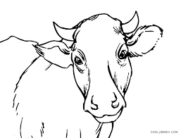 Boss Baby Coloring Pages Shower Printables Girl Free Cute Cow