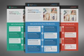 Web Design Brochure Examples