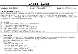 6 Sample Profile Statement For Resume Personal Mmventures Co