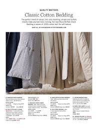 quality matters classic cotton bedding the perfect blend of casual chic and charming