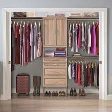 prefab cedar closets for stunning costco closets applied to your residence inspiration