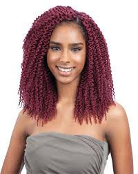 Crowshade Hair Style freetress crochet braid island twist 10 inch 5315 by wearticles.com