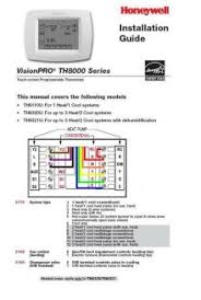 heat pump thermostat wiring diagram heat pumps pinterest honeywell thermostat wiring color code at Hvac Thermostat Wiring Color Code