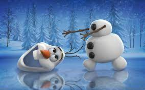 41+] Olaf from Frozen Wallpaper on ...