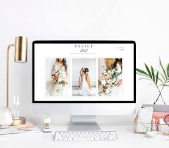 Website Design For Wedding Professionals The Editors Touch