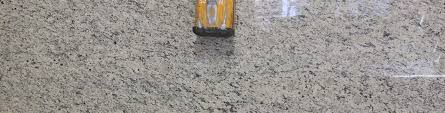 picture of santa cecilia light pre fabricated granite countertop