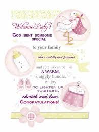 Card Each Baby Girl Congratulations Cdb4514e