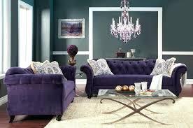 purple sofa set purple velvet sofa furniture village